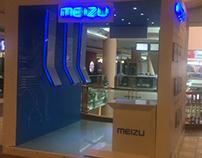MEIZU booth