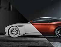 Aston Martin DB11 | Full CGI