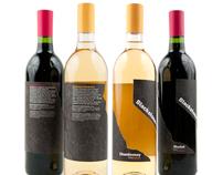 Blackstone Winery Package Design