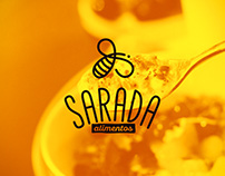 Sarada - Complete Branding and Packaging