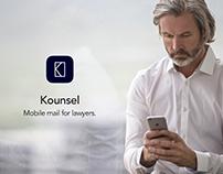 Kounsel UI / UX