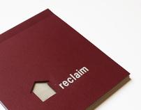 Reclaim Booklet