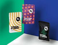 GlucoUp! - Branding / Web / Packaging