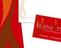 Branding and Identity: Elaine Tyler