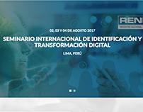 SIITD 2017 - RENIEC - Website