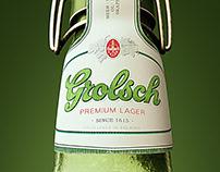 Grolsch Bottle