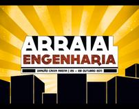 Apresentação do Cartaz do Arraial de Engenharia 2011