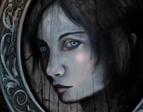 Fantasy illustration - work in progress