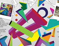 Information Graphic for Arts Connection Mural