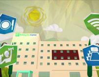 Animation for Holiday Inn Express Guadalajara ITESO