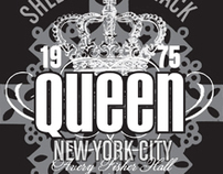 Queen Licensed Merchandise