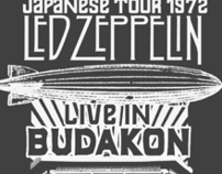 Led Zeppelin Licensed Merchandise