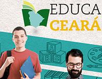 Diário do Nordeste | Anúncio para o Educa Ceará