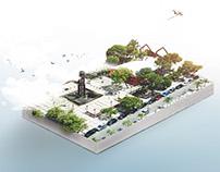 Projeto:  Pedaços de Fortaleza