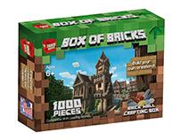 Box of Bricks - Tango blocks