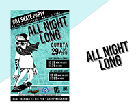 All Night Long / Skate Party