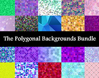 The Polygonal Backgrounds Bundle
