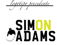 Logo Design _ Simon Adams dj