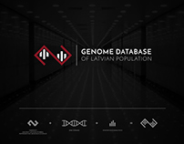 Genome Database of Latvian population