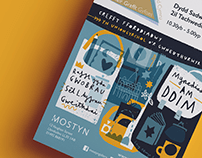 Craft Fair Poster Design