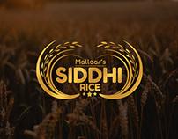 Siddhi Rice