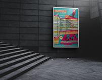 Latino Film Festival Poster