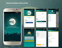 Wasalni Mobile Application
