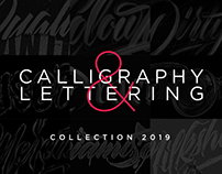 Calligraphy&Lettering 2019