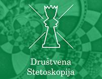 "Branding for ""Društvena Stetoskopija"" blog (2015)"