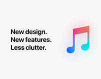 The new Apple Music - Concept by Álvaro Pabesio