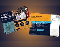 EDDM Clinic Service Postcard