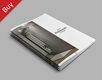 Simple Bathroom Catalogue Template
