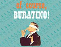 "illustration"" of course, BURATINO"""