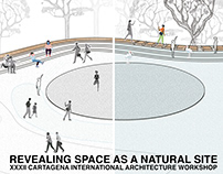 Revealing Space as a Natural Site
