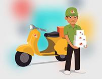 Garam  Masala Grocery App