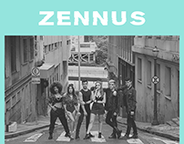 "ZENNUS - ""Blackout"""