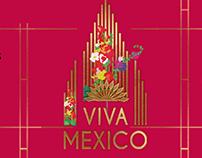 VIVA MÉXICO | DISEÑO EDITORIAL