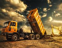 Road machinery (adv)