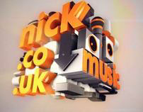 Nickelodeon Web Drive Campaign