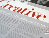 Creative Newspaper