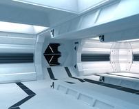 Inside ship