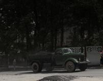 ZIL 164 Truck integration