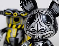 DUDEBOX Custom Toys