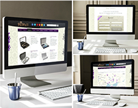 Desheli, Corporate Website