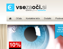 Optical online store design