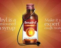 Benadryl India - Pitch