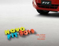 Honda - Fit 2013