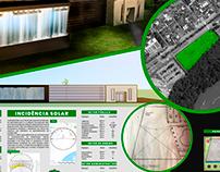Diagramação de Pranchas - Faculdade de Arquitetura