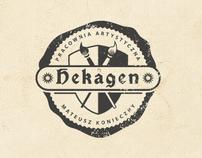Hekagen - Heraldic art