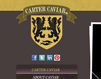 carter caviar